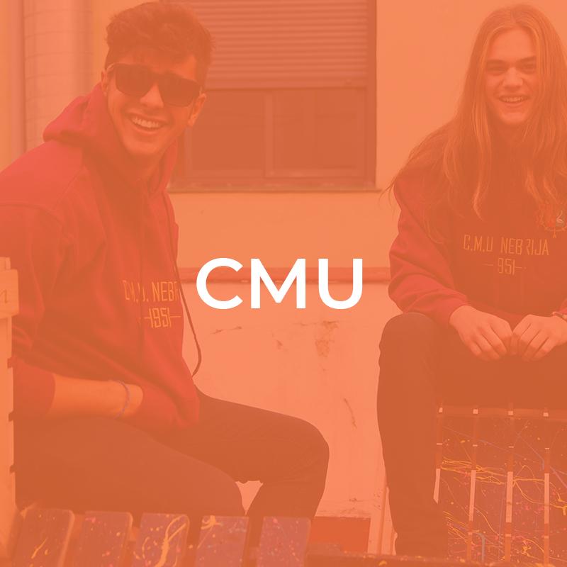 Sudaderas personalizadas de Colegio Mayor Universitario cliente de RecHoodies
