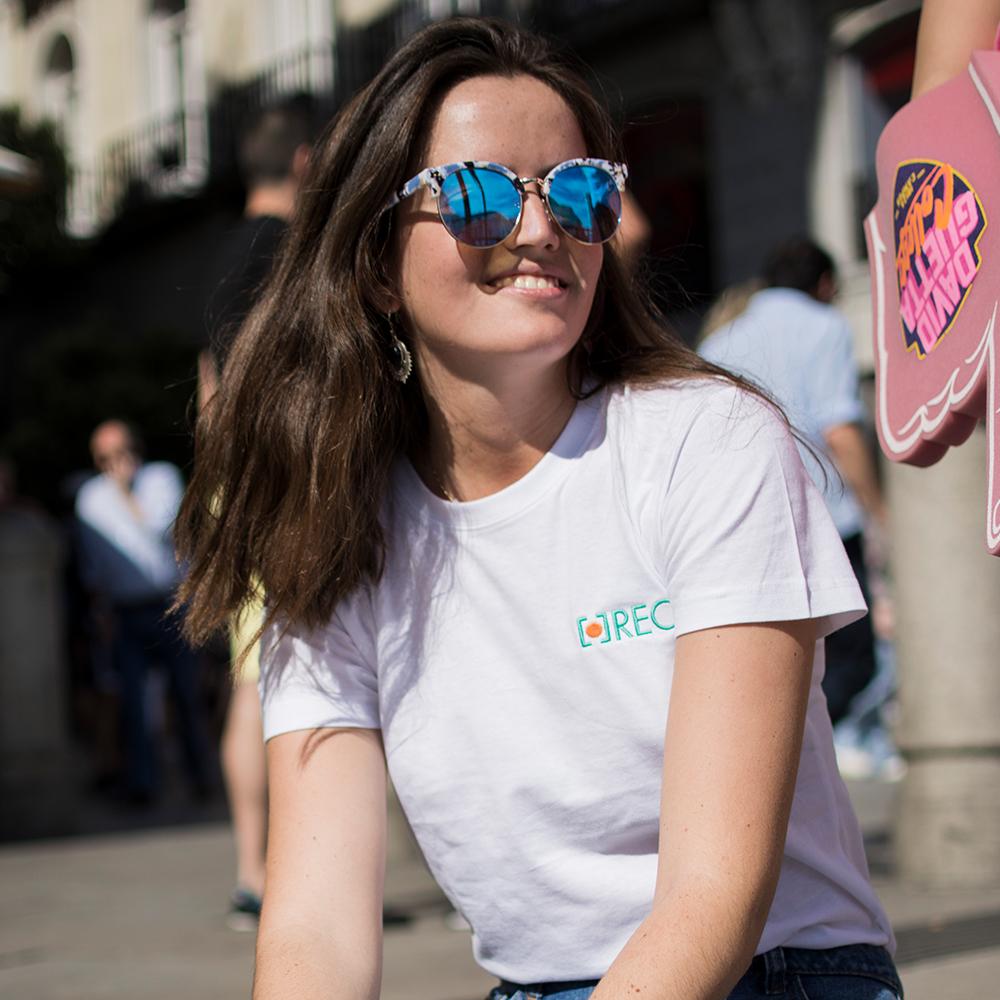 Foto de Marta de Dalmases, fundadora y directora de operaciones de RecHoodies